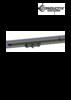 Système de rail conducteur isolé Programme SinglePowerLine 0813