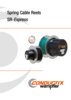 Spring cable reels SR-Express