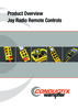 Product Overview Jay Radio Remote Controls