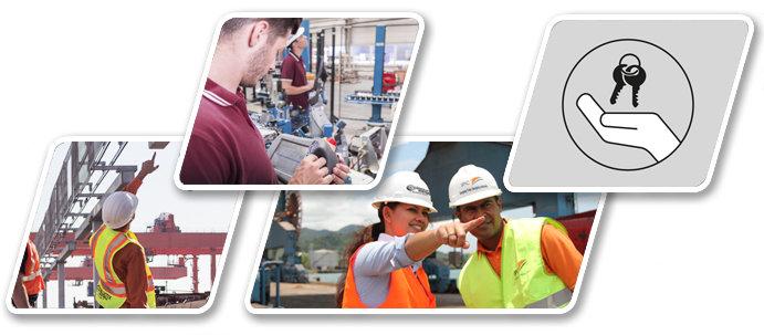 Mise en service - Services - Conductix-Wampfler