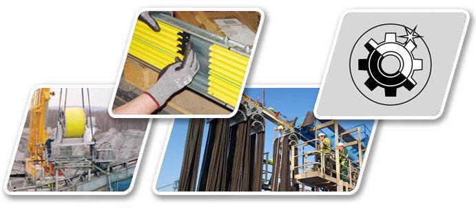 Rénovation - Remise en état - Modernisation - Service - Conductix-Wampfler