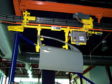 Electrified Monorail System